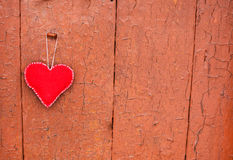 Heart for st.Valentine's day Stock Image