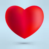 Heart  St. valentine's day Royalty Free Stock Photos