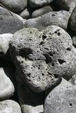 Heart of stone Stock Image