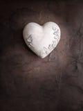 Heart of Stone Stock Image
