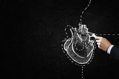 Heart surgery stock photos