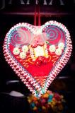 Heart sweets Royalty Free Stock Photo