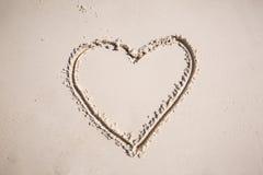 Heart symbol Stock Image