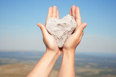 Heart symbol Stock Images