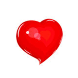 Heart. Symbol love for saint Valentines day Royalty Free Stock Photo