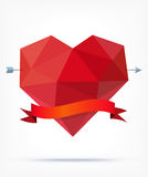 Heart symbol Royalty Free Stock Images