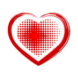 Heart symbol Stock Photo