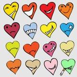 Heart symbols Royalty Free Stock Image