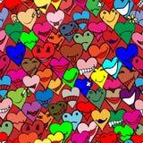 Heart symbols Stock Images