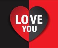 Heart tag Royalty Free Stock Photos