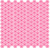Heart Target Background. Pink Heart Background wallpaper target heart coracao papel de parede rosa Royalty Free Stock Photography