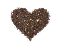 Heart Of Tea Stock Image
