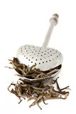 Heart tea infuser Stock Images