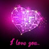 Heart technology design. Easy all editable Stock Photos