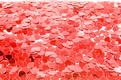 Heart texture background Stock Images