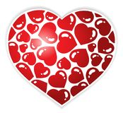 Heart theme image 1 Royalty Free Stock Photography