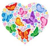 Heart theme image 4 Royalty Free Stock Photo