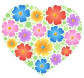 Heart theme image 5 Stock Photography
