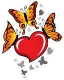 Heart theme image 6 royalty free stock photo