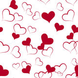 Heart to the St.Valentine Stock Photography