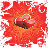 Heart to the St.Valentine Royalty Free Stock Photos