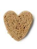 Heart toast Royalty Free Stock Photo