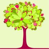 Heart Tree Stock Image