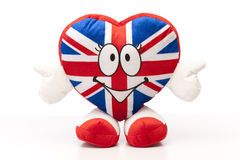 Heart UK Royalty Free Stock Images