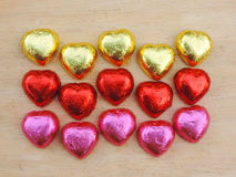 Heart,Valentine background Royalty Free Stock Photography