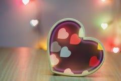 Heart a valentine day symbol. Stock Photos