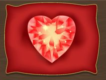 Heart of Valentine Royalty Free Stock Photos