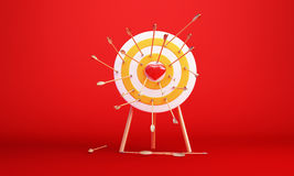 Heart, valentine's Stock Image