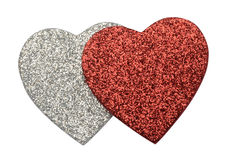Heart for valentine's day Royalty Free Stock Images