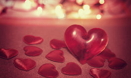 Heart for Valentines Day Stock Photos