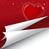 Heart for valentines day Stock Images