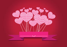 Heart for Valentines Day Royalty Free Stock Photo