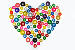 Heart Valentines day Stock Images
