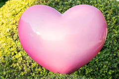 Heart for valentines day. Stock Photos