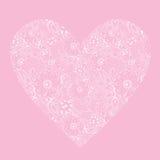 Heart, valentines. Stock Image