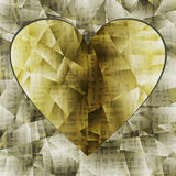 Heart, valentines. Stock Photos
