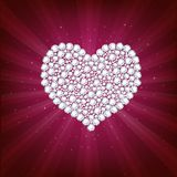 Heart. Vector Royalty Free Stock Photography