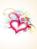Heart Vector art Royalty Free Stock Photos