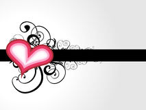 Heart Vector art Stock Images