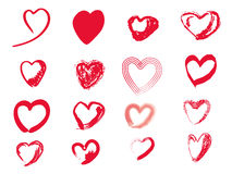 Heart vector Stock Photo