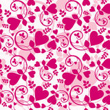 Heart wallpaper Royalty Free Stock Photos