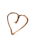 Heart Wire Royalty Free Stock Photo