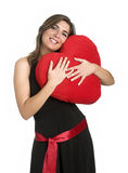 Heart Woman Stock Images