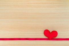 Heart on wooden board, valentines day concept, Valentines day. Background, Valentines day background with heart Stock Photo