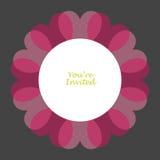 Heart Wreath Royalty Free Stock Photo