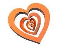 Heart2 Royalty Free Stock Photos